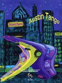 Austin Tango - Roland Dyens - Partition - laflutedepan.com