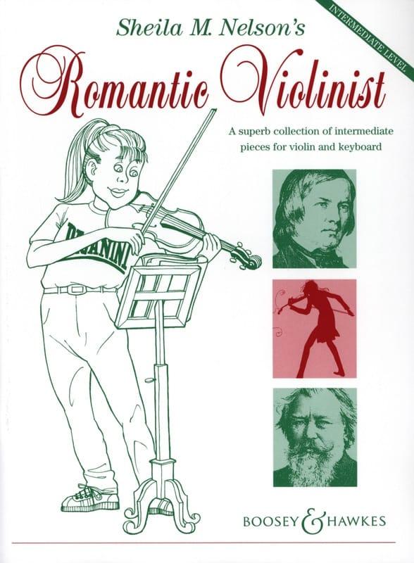 Sheila M. Nelson's Romantic Violonist - laflutedepan.com