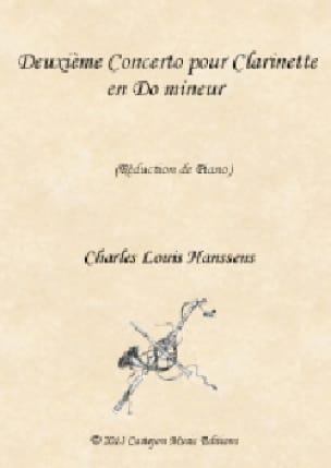 Concerto n° 2 en do mineur - Clarinette et piano - laflutedepan.com