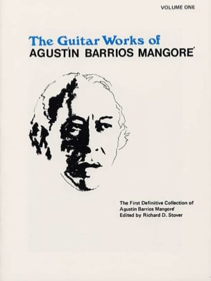 The Guitar Works - Volume 1 Mangore Agustin Barrios laflutedepan