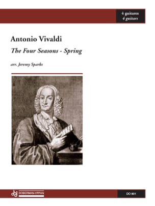 The four seasons - Spring - VIVALDI - Partition - laflutedepan.com