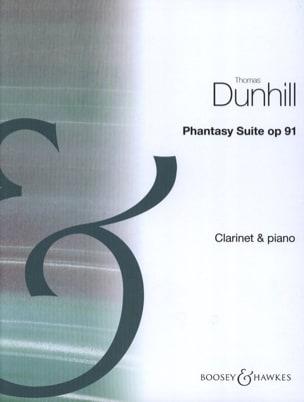 Phantasy Suite op. 91 Thomas Dunhill Partition laflutedepan