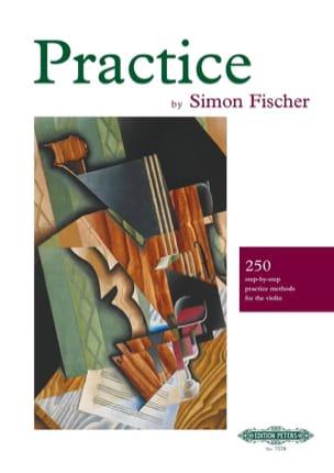 Practice Simon Fischer Partition Violon - laflutedepan