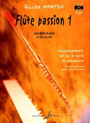 Flûte Passion 1 Gilles Martin Partition laflutedepan