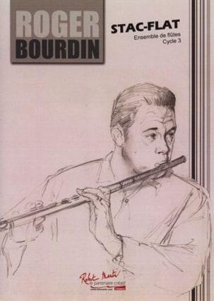 Roger Bourdin - Stac-Flat - Set di flauti e pianoforte - Partition - di-arezzo.it