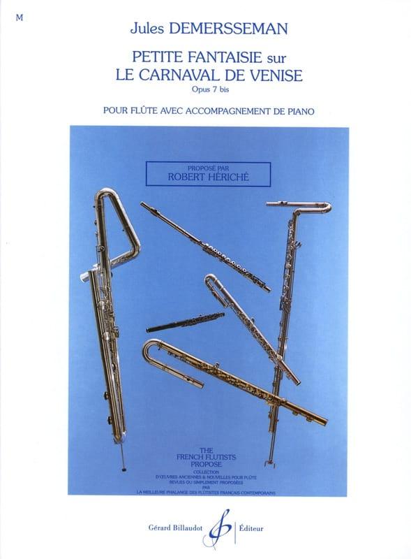 Petite fantaisie sur le Carnaval de Venise op. 7 bis - laflutedepan.com