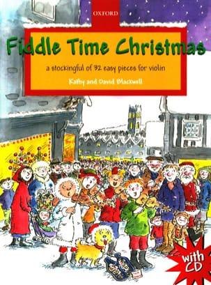 Fiddle Time Christmas Partition Violon - laflutedepan