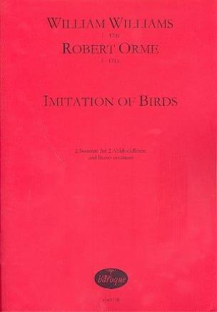 Sonata in Imitation of Birds laflutedepan