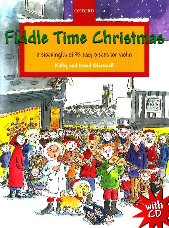 Fiddle Time Christmas - Partition - Violon - laflutedepan.com