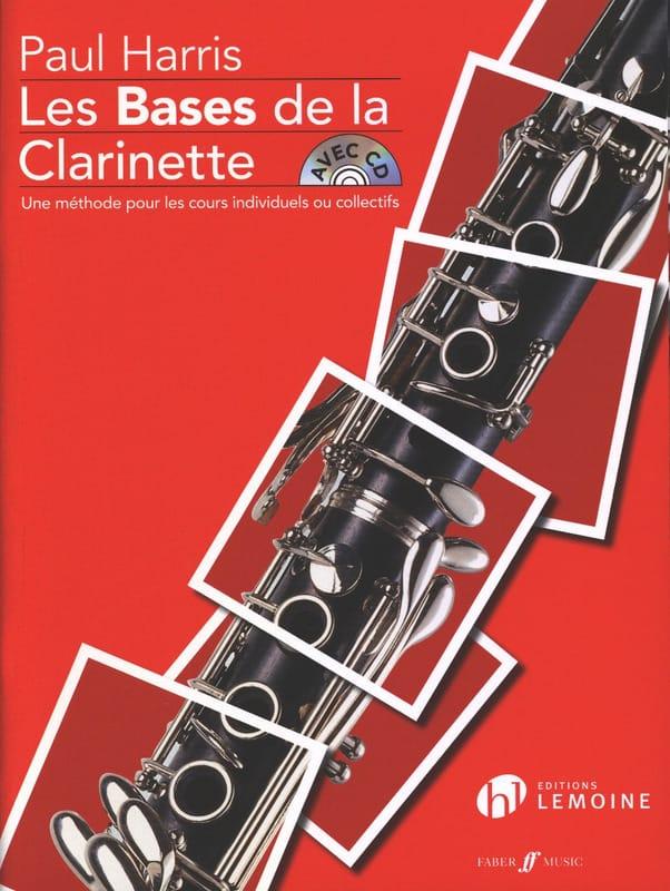 Les Bases de la Clarinette - Paul Harris - laflutedepan.com
