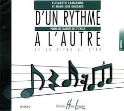 CD - D'un Rythme A L'autre Volume 2 laflutedepan
