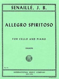 Allegro Spiritoso - Violoncelle Jean-Baptiste Senaillé laflutedepan