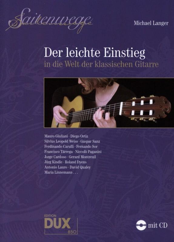 Der Leichte Einstieg in die Welt des Klassischen Gitarre - laflutedepan.com