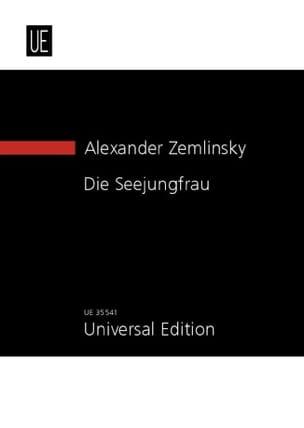 Die Seejungfrau - Conducteur Alexander von Zemlinsky laflutedepan