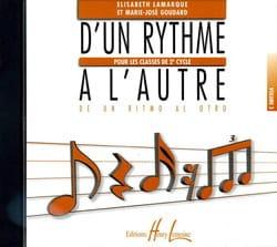 CD - D'un Rythme A L'autre - Volume 3 laflutedepan
