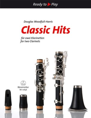 Classic Hits - 2 Clarinets Partition Clarinette - laflutedepan