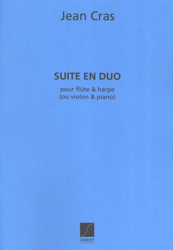 Suite en Duo - Flûte et Harpe ou Violon et Piano - laflutedepan.com