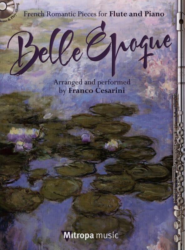 Belle Époque - Partition - Flûte traversière - laflutedepan.com
