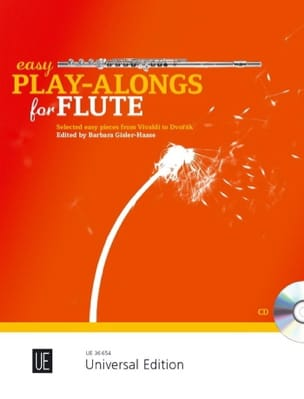 Easy Play-alongs for Flute Partition laflutedepan