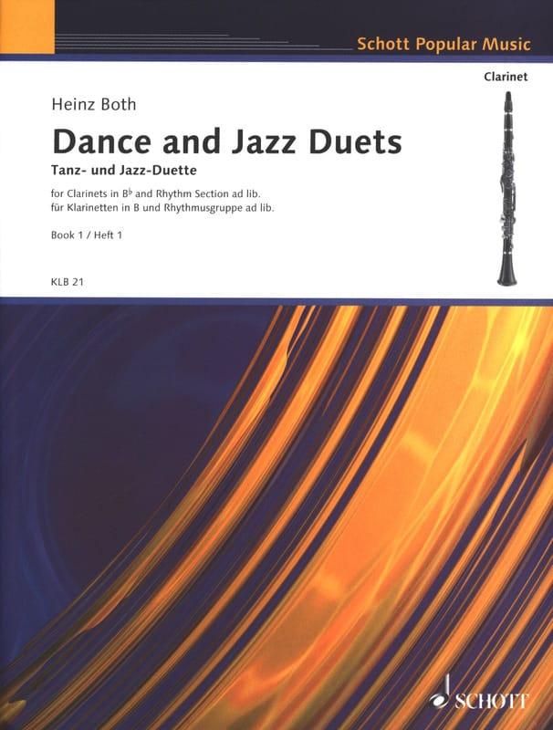 Tanz- und Jazz-Duette, Bd. 1 - Klarinetten - laflutedepan.com