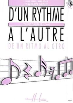 Elisabeth LAMARQUE et Marie-José GOUDARD - De un ritmo a otro - Volumen 4 - Partition - di-arezzo.es
