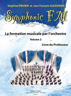 Symphonic FM Volume 2 - Livre du Professeur laflutedepan