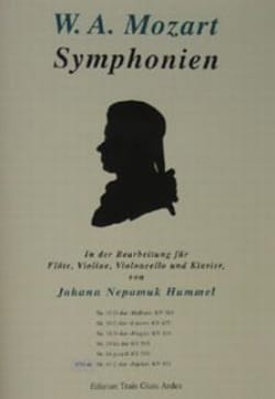 Symphonie N°39 En Mib Maj. Kv.543 laflutedepan