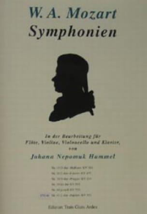 Symphonie N°39 En Mib Maj. Kv.543 - laflutedepan.com