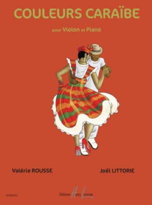 Couleurs Caraïbe - Rousse Valérie / Littorie Joël - laflutedepan.com