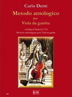 Metodo Antologico Per Viola Da Gamba Carlo Denti laflutedepan