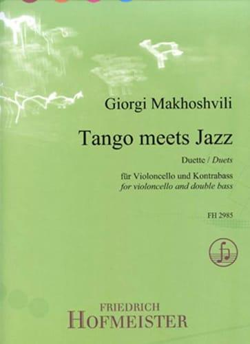 Tango meets Jazz - Violoncelle et Contrebasse - laflutedepan.com