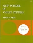 New School Of Violin Studies Volume 3 Adam Carse laflutedepan