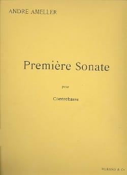 Sonate n°1 op. 39 - Contrebasse André Ameller Partition laflutedepan