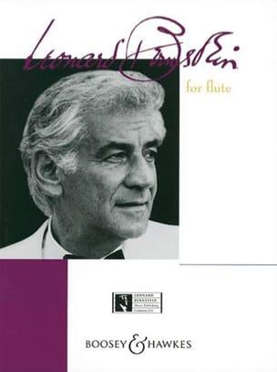 Bernstein for flute and piano BERNSTEIN Partition laflutedepan