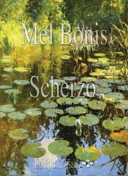 Scherzo Final Opus Posth.187 Mel Bonis Partition laflutedepan
