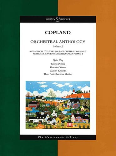 Orchestral Anthology Volume 2 - Conducteur - laflutedepan.com