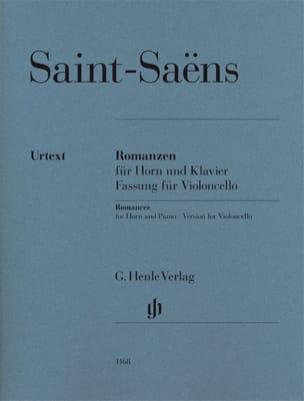 Romances pour cor et piano - Version pour violoncelle, op. 36 et 67 laflutedepan