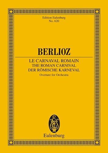 Le Carnaval Romain, Ouverture - BERLIOZ - Partition - laflutedepan.com