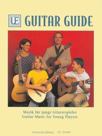 Guitar Guide - Richard Graf - Partition - Guitare - laflutedepan.com