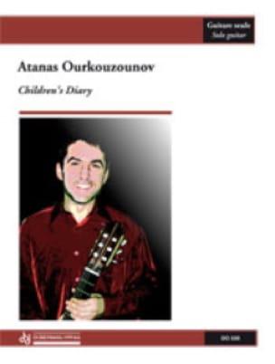 Children's Diary - Solo Guitar - laflutedepan.com