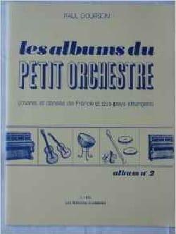 Les Albums Du Petit Orchestre - Dourson - Partition - laflutedepan.com