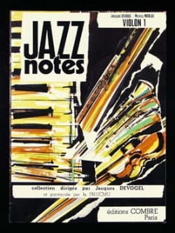 Jazz Notes - Volume 1 - Violon - laflutedepan.com