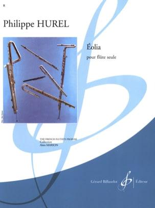Eolia Philippe Hurel Partition Flûte traversière - laflutedepan