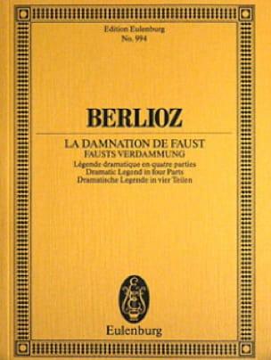 Fausts Verdammung La Damnation De Faust - Conducteur - laflutedepan.com