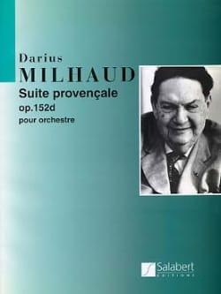 Darius Milhaud - Provencal Suite op. 152d - Driver - Partition - di-arezzo.com