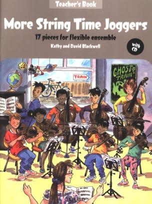 More String Time Joggers - Livre du Professeur laflutedepan