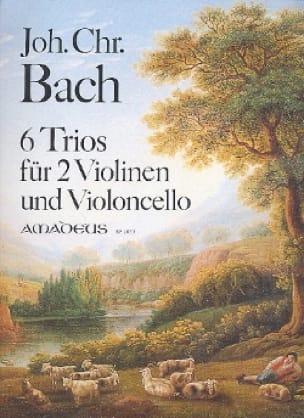 6 Trios für 2 Violinen u. Violoncello -Stimmen - laflutedepan.com