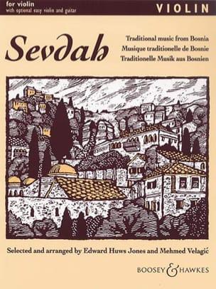 Sevdah - Violon Huws Jones Edward / Velagic Mehmed laflutedepan
