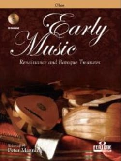Early Music Partition Hautbois - laflutedepan