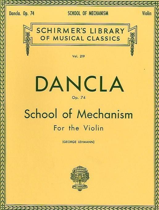 Ecole du Mécanisme Op. 74 ou Ecole de la Vélocité - laflutedepan.com